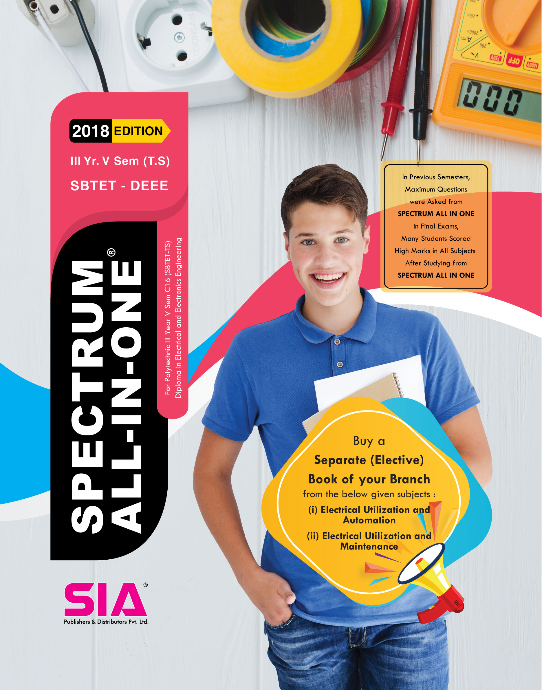 SIA Publishers engineering-diploma-sbtet-ts-electrical-and