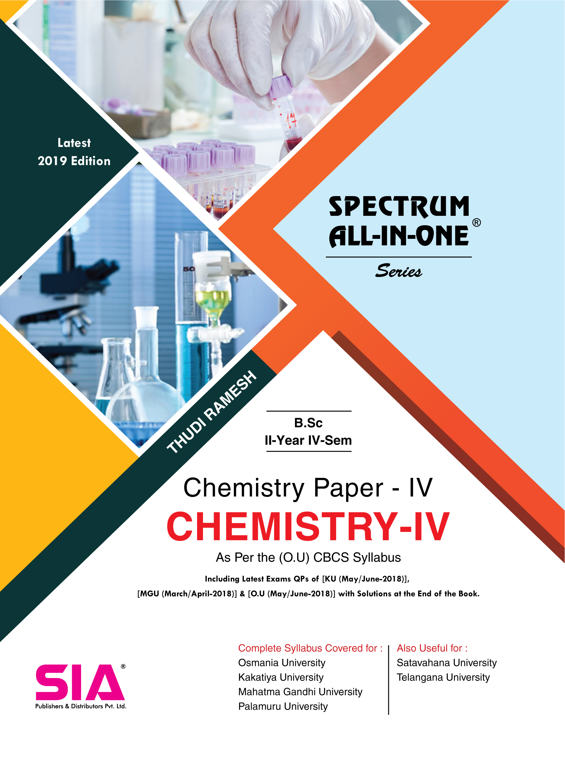 SIA Publishers arts-and-science-bsc-osmania-university
