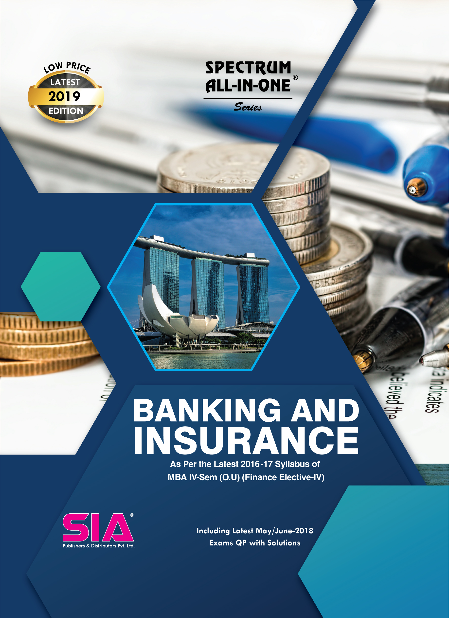 SIA Publishers business-management-mba-mba-osmania-IVsem