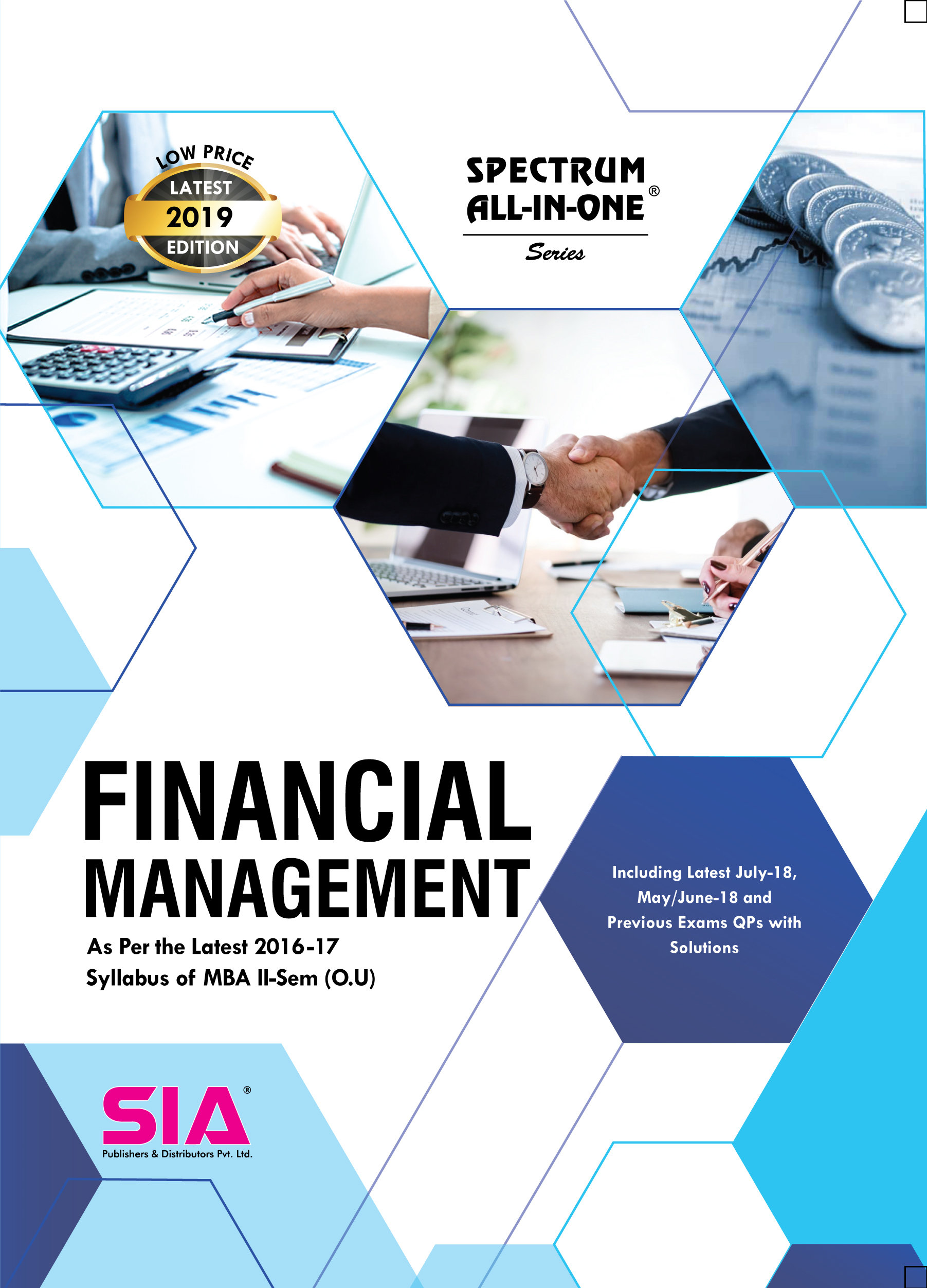 SIA Publishers business-management-mba-mba-osmania-IIsem
