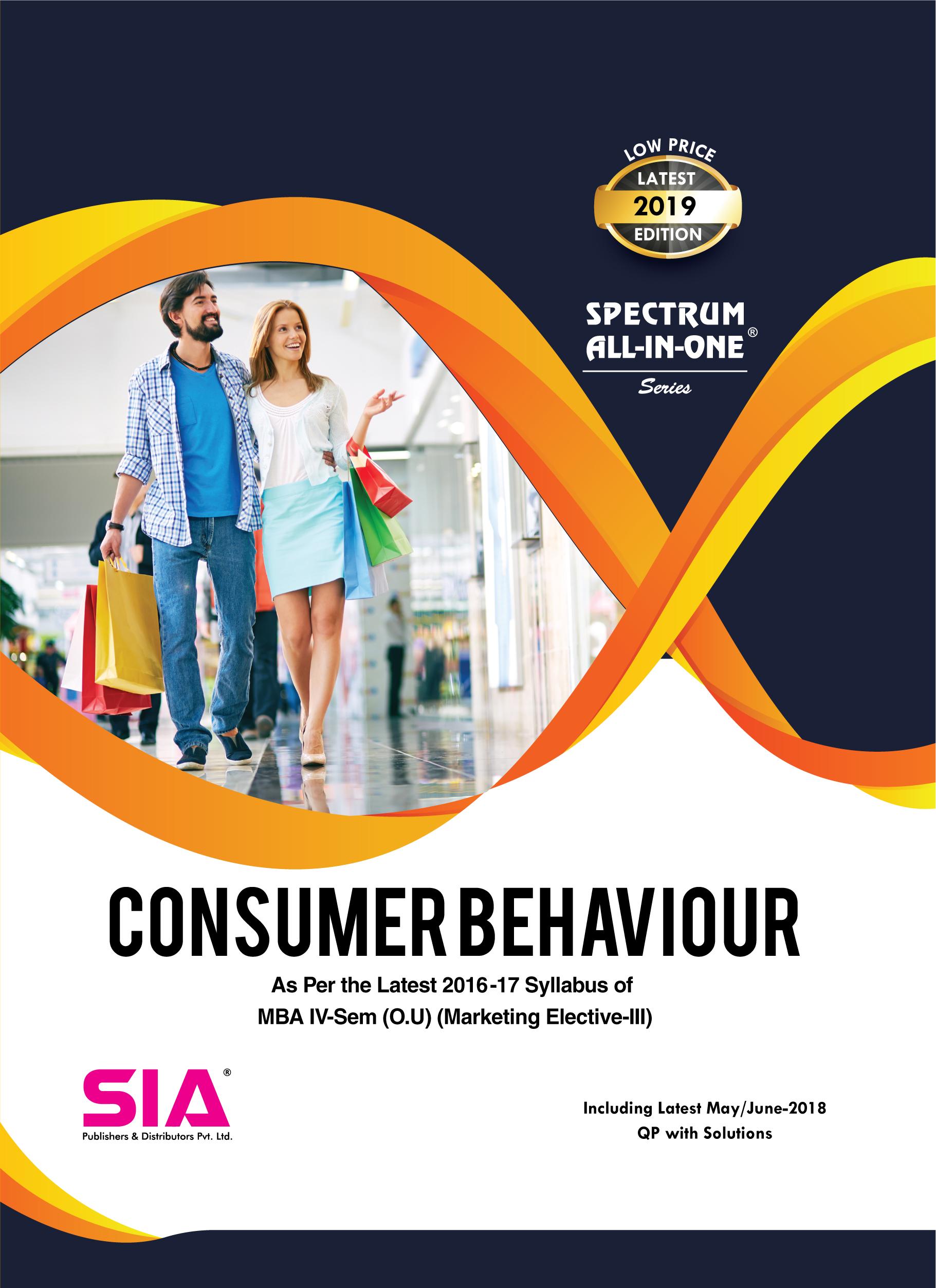 SIA Publishers business-management-mba-mba-osmania-IVsem